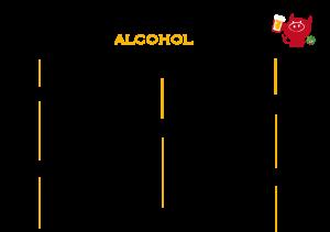 飲み放題メニュー・アルコール